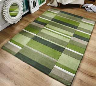 green rugs, including lime u0026 olive | modern rugs GZBFOWV