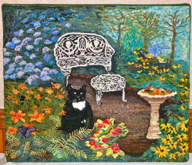 hand hooked rugs hand hooked rug JBYWMWI