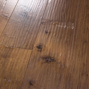 Hand scraped hardwood flooring premium amish hand scraped black walnut butter rum CPLNHFM