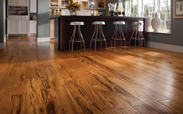 Hard floor – a guide to different options and materials