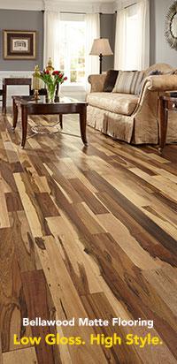 hard wood floors bellawood matte hardwood flooring IPVDGRR