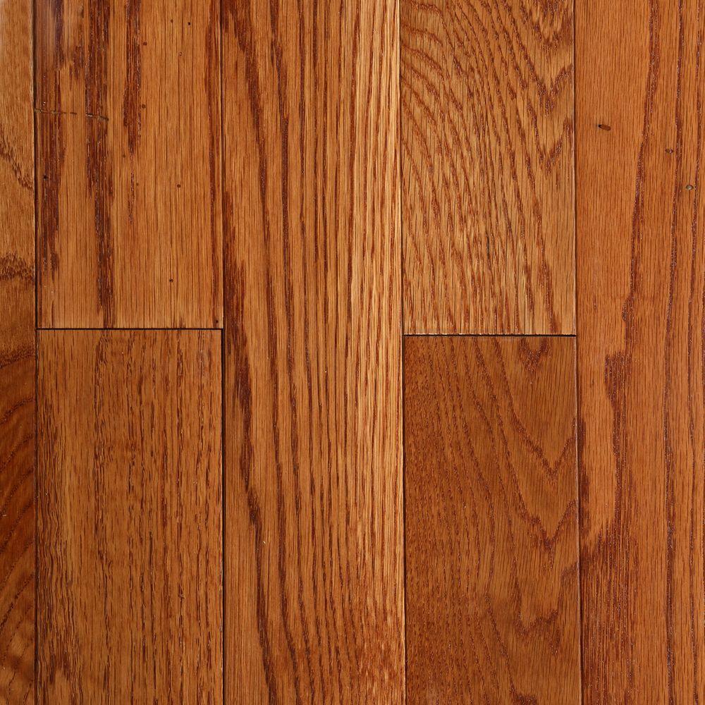 hardwood floor bruce plano marsh 3/4 in. thick x 3-1/4 in BSALINX