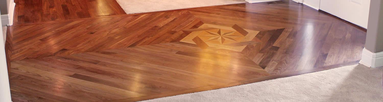 hardwood floor designs wood floor medallions, inlays u0026 designer parquets in kansas city YXORTMK