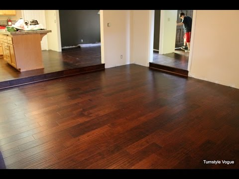 Reasons to install hardwood flooring