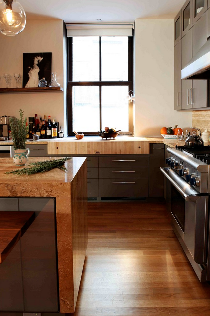 hardwood floors in kitchen hardwood floors in the kitchen? 10 examples prove theyu0027re worth it | kitchn YHCFGXV