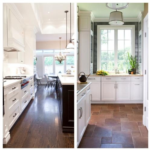 hardwood floors in kitchen poll: wood floors in the kitchen? NJKFWBD