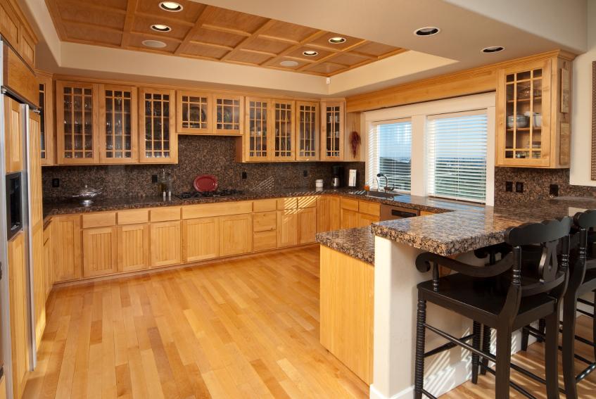 hardwood floors in kitchen resurgence of hardwood floors in virginia kitchens KPDZPFC