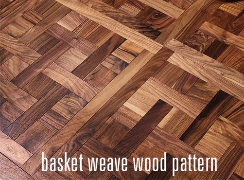 hardwood patterns basket weave wood LGSSISP