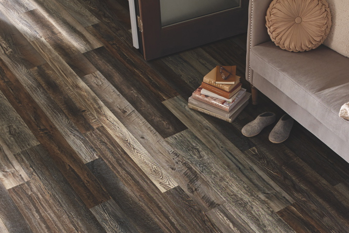 hardwood tile elements of heritage - vintage multi vinyl flooring - pc020 LSUWKOD