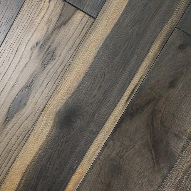 heathered oak nantucket grey solid hardwood flooring 3/4 SOQZXIM
