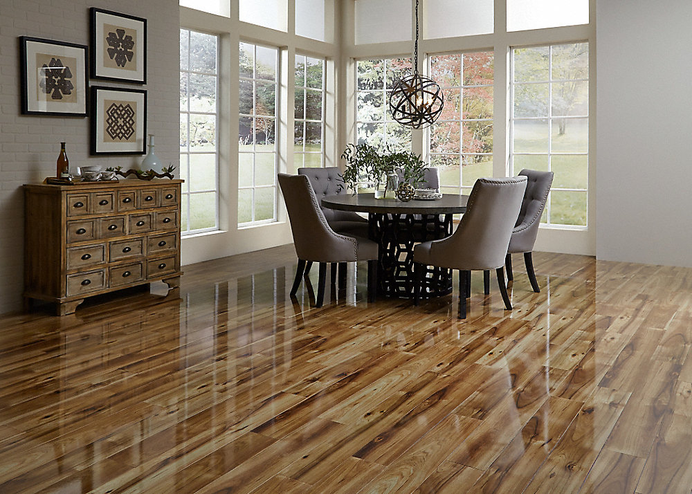 Why you should install high gloss laminate flooring in your new home
