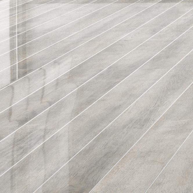 high gloss laminate flooring high gloss silver strip 8mm white oak laminate flooring (d4187) DCPVTTR