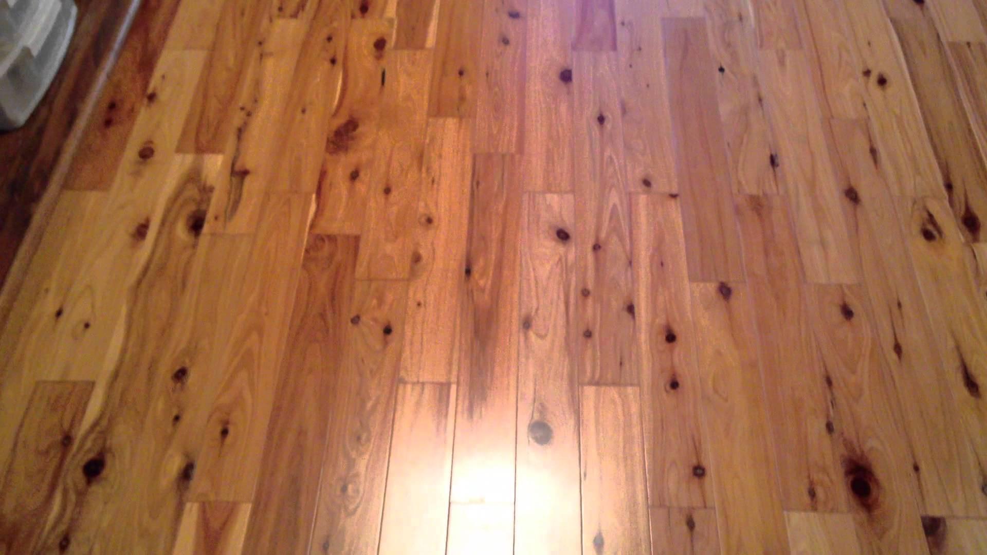 how does a pine hardwood flooring look like? - youtube EUTKSRD