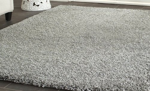 huge rug huge shag rug blowout sale 8u0027 x 10u0027 gray cozy solid shag rug, NAQYXYD