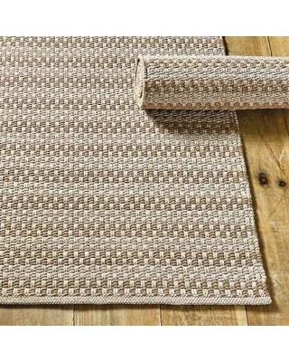 indoor outdoor rug ballard designs gardiner indoor/outdoor rug 5u0027 x 7u0027 6 VRZPTXO