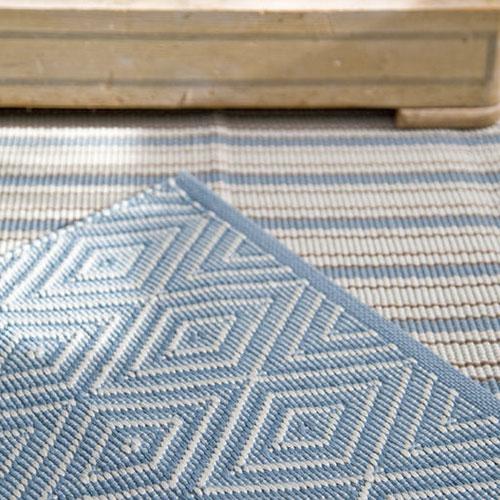indoor outdoor rug dash and albert diamond slate/light blue indoor/outdoor rug WSTZNDH