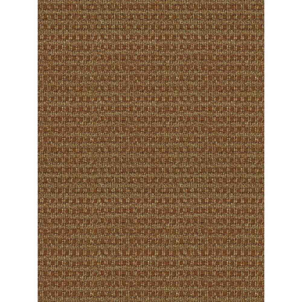 indoor outdoor rug foss checkmate taupe/walnut 6 ft. x 8 ft. indoor/outdoor area CREVXLH