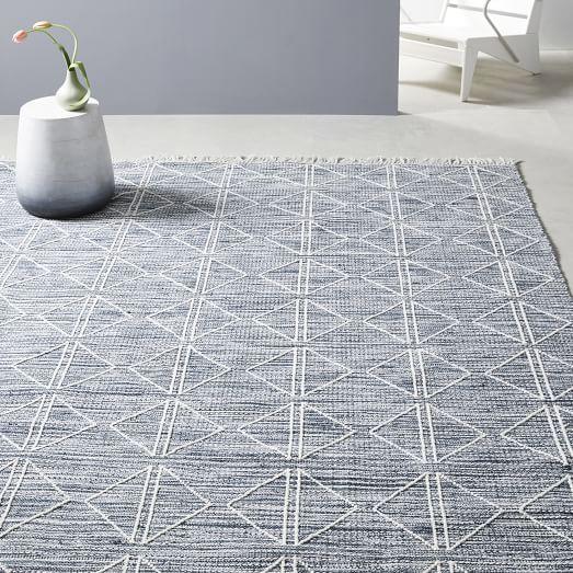 indoor outdoor rug reflected diamonds indoor/outdoor rug TPCFLQS
