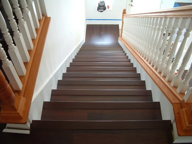 installing laminate flooring on stairs, diy stairs JCHYTUP