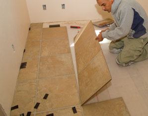 installing laminate tiles - extreme how to QNQZXSY