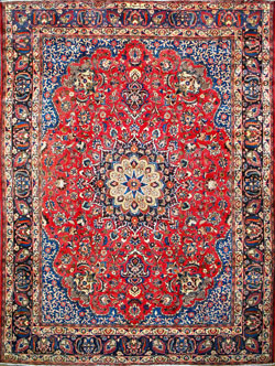 iranian rugs typical mashad rugs WTLQZFL