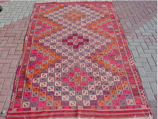 kilims rugs ... be more budget-friendly, iu0027d already become pretty attached to the idea NNAWCFJ