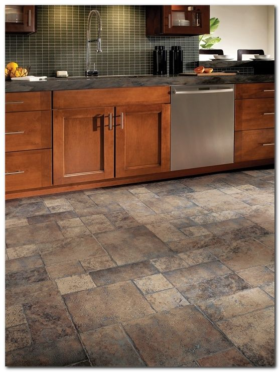 An overview of kitchen laminate flooring