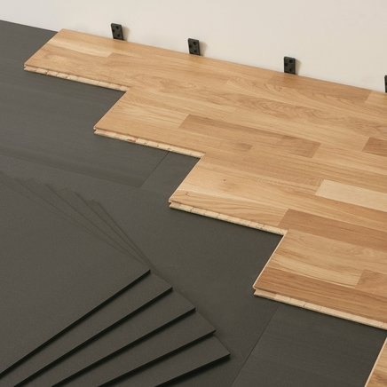 laminate floor underlay high performance underlay (xps) VARIYDA