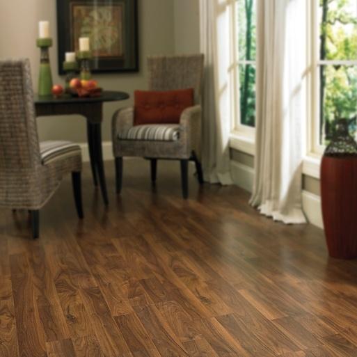 laminate flooring colors styles columbia, style: columbia clic laminate floors, color: heritage walnut  smoke 2- RJYYNTJ