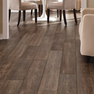 laminate plank flooring restoration wide plank 8u0027u0027 x 51u0027u0027 x 12mm oak laminate flooring in caraway LONSMCE