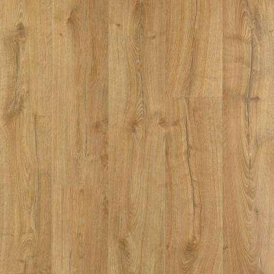 laminate wood floor outlast+ marigold oak 10 mm thick x 7-1/2 in. wide x EQNCYMA