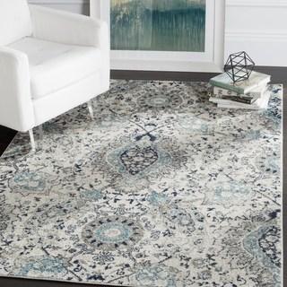 large rug safavieh madison bohemian cream/ light grey rug - 12u0027 ... MEVNOLD