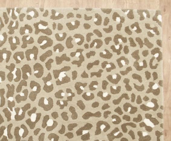 leopard rug leopard modern style woolen area rug UCWHEJW