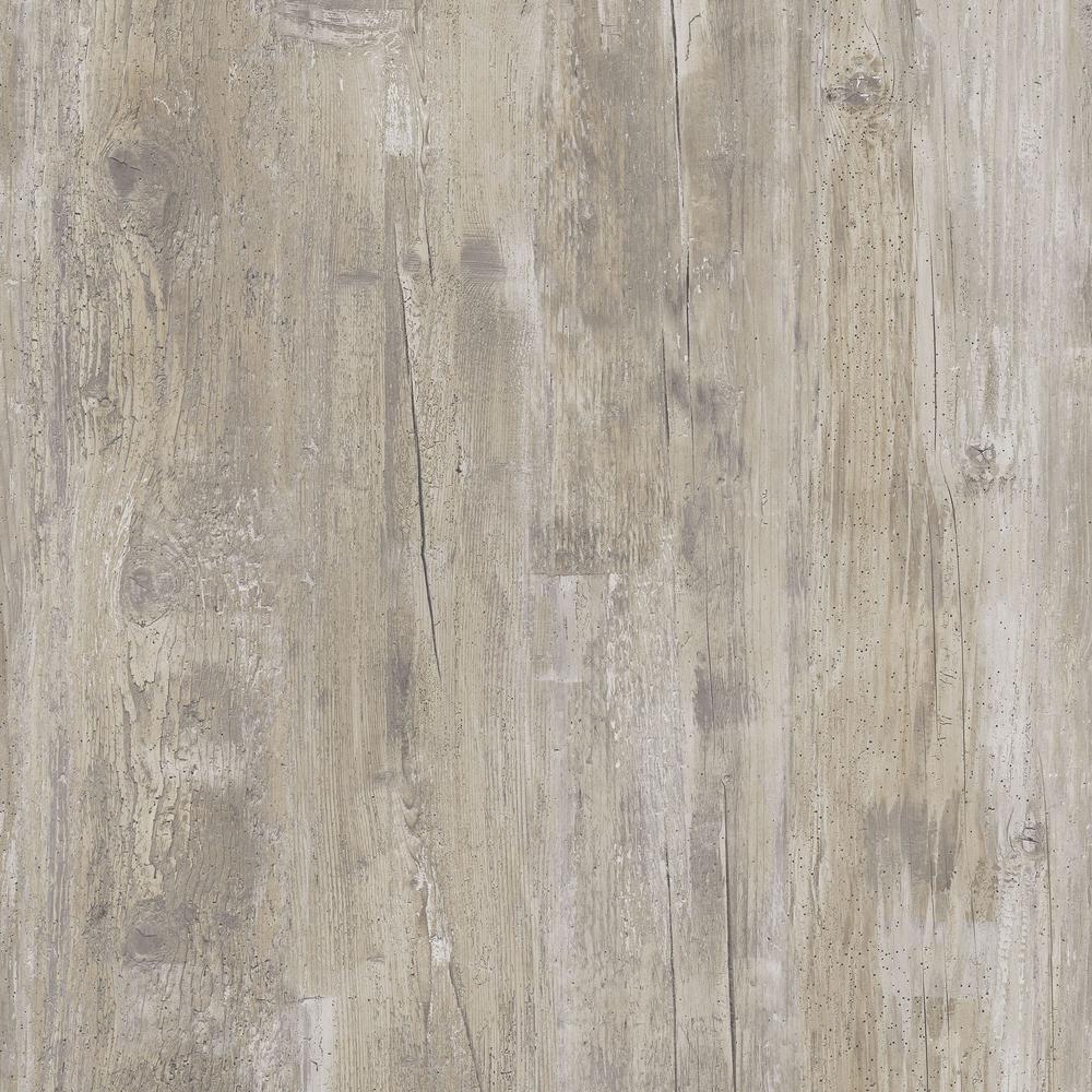 lifeproof lighthouse oak 8.7 in. x 47.6 in. luxury vinyl plank flooring WDUFWHN