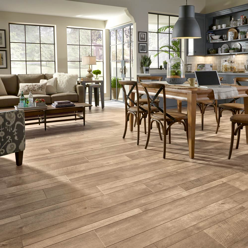 What is mannington laminate flooring and what does it offer?