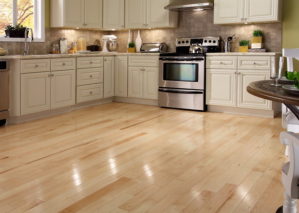 maple hardwood floor 3/4 JRCKITY