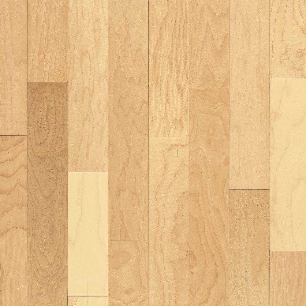 maple hardwood flooring bruce prestige natural maple 3/4 in. thick x 3-1/4 IQSRCBM