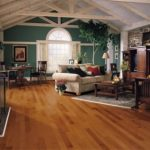 Varieties of maple hardwood flooring