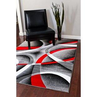 modern area rugs cherine modern gray area rug FYVJCCZ