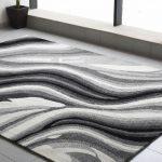 """underfoot imaginativeness of modern area rug"""
