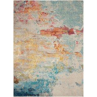 modern area rugs shugart sealife beige area rug GMYVECI