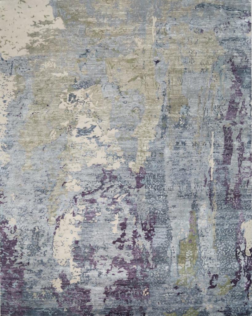 modern handmade rugs large handmade modern design rug IFRAXZO