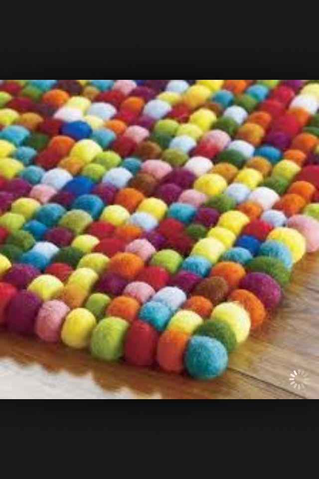 modern kid rug kids rugs: kids multi-colored wool dot rug in patterned rugs TUIOLYU