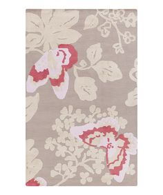 modern kid rug look at this pink butterfly abigail rug on #zulily today! UWGVSVX