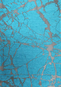 modern rugs online ... almina 211 turquoise modern rug REOHCCW