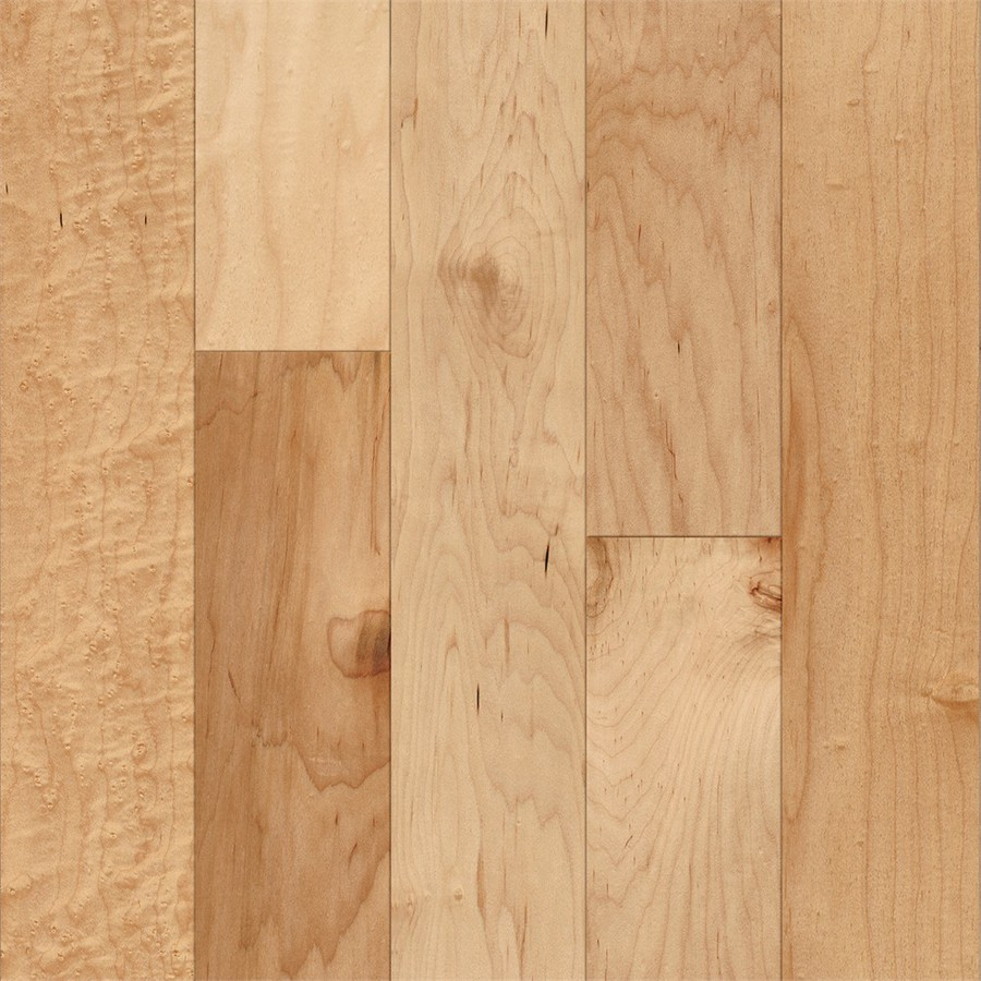 natural wood flooring style selections 5-in country natural maple engineered hardwood flooring  (22-sq ft NVQYJEW