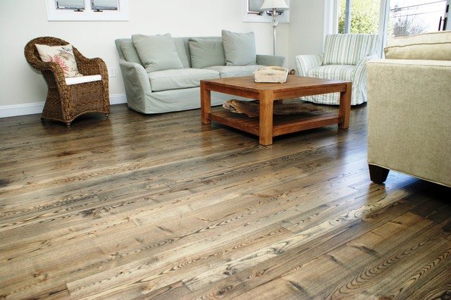 How to maintain natural wood floors?