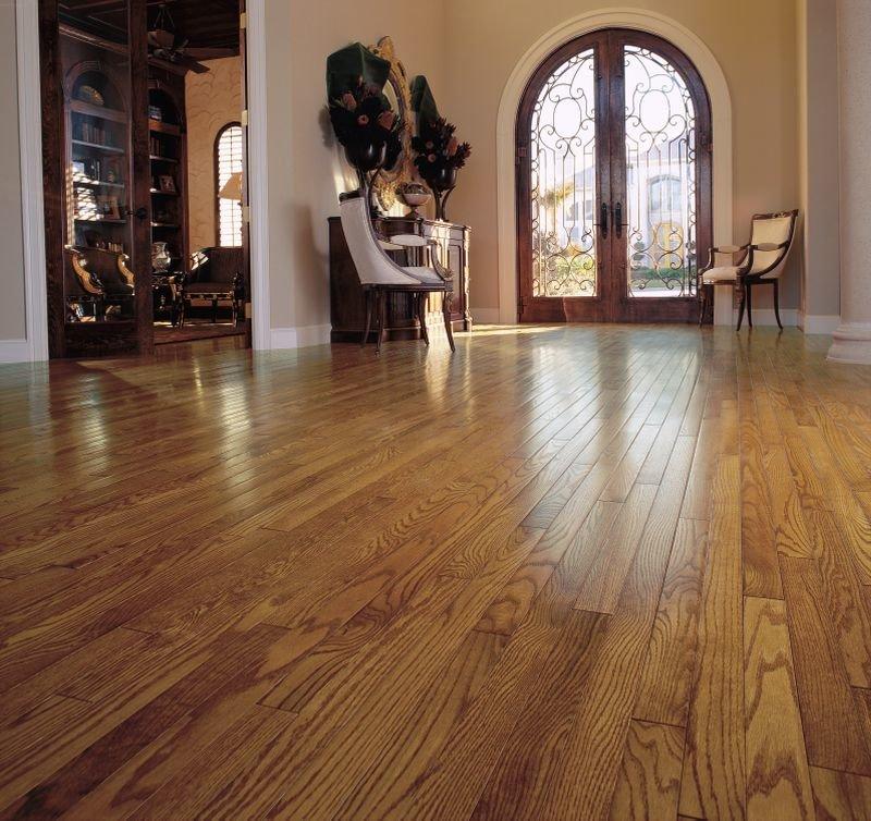 oak hardwood flooring ascot strip 2-1/4 BHLRWZD