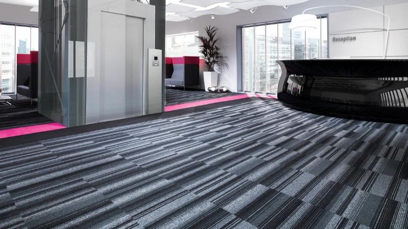 """elegance of office carpet tiles makes space wonderful"""