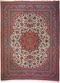 oriental rug patterns curvilinear and floral designs. most elements in persian rugs ... NBQXWYJ